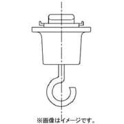 DH8543BP [吊りフック 配線ダクト用 黒]
