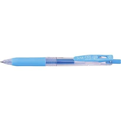 JJ15-LB [サラサクリップ0.5 ジェルボールペン ライトブルーインク0.5mm]