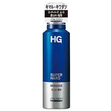 HG スーパーハードムース 柔らかい髪用a 180g [ヘアムース]