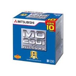 KR230D10SN [MO 230MB 10枚 Windowsフォーマット Media ID機能付き]