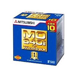 KR640W10SN [MO 640MB 10枚 Windowsフォーマット]