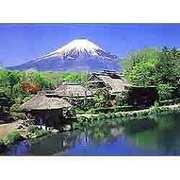 忍野の富士山 500ピース