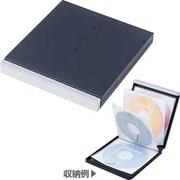 FCD-JK8BK [CD/DVDジャケット 8枚収納 ブラック]