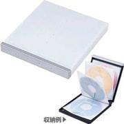 FCD-JK8WH [CD/DVDジャケット 8枚収納 ホワイト]