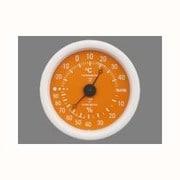TT-515-OR [温湿度計 オレンジ]