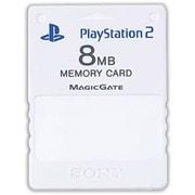 PlayStation2専用 メモリーカード 8MB セラミック・ホワイト