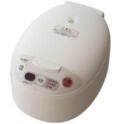 KS-F185-W [炊飯器 2合炊き]