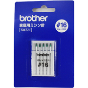 XC3865-001 [ミシン針5本入り #16(緑色) HA004]