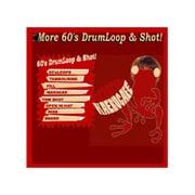 KACA0170 WHITE LOOP9/60's DRUM LOOP&SHOT [サンプリング音源]