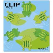 43056006 OJクリップ(6個入)カエル