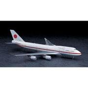 9 日本政府専用機 ボーイング 747-400 [1/200スケール プラモデル 2020年3月再生産]