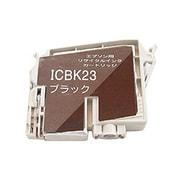 ECI-E23B [エプソン ICBK23 互換リサイクルインクカートリッジ フォトブラック]