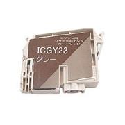ECI-E23GY [エプソン ICGY23 互換リサイクルインクカートリッジ グレー]