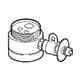CB-SYA6 [食器洗い乾燥機用分岐水栓 シングル分岐 ヤンマー社用]