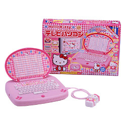Hello Kitty テレビパソコン