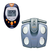 HBF-354IT [体脂肪体重計 カラダスキャン PCコントロール 歩数計「HJ-710IT」付属]