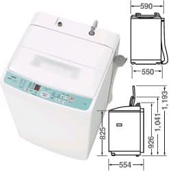 ASW-B70VP-W [全自動洗濯機 7kg(ピュアホワイト)]