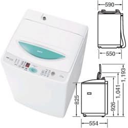 ASW-B70V-WG [全自動洗濯機 7kg(ミントホワイト)]