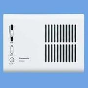 EC5347 [乾電池式チャイム メロディサイン 3種音 ホワイト 押釦別]