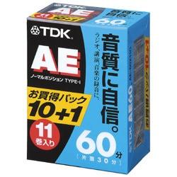 AE-60X11G  ノーマルポジション 60分 11本