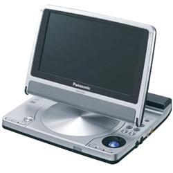 DVD-LS50-S [DVD-LS50-S 7型ワイド液晶搭載 ポータブルDVDビデオ・DVDオーディオ・DVD-RAM・ビデオCD・音楽CD再生プレイヤー]