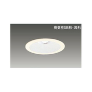 ID73731S(W) [ダウンライト 高気密SB形・浅形 ミニクリプトンランプ 60W形 φ150 ホワイト]