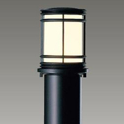 BFX-1315Z [ネオボールZ ガーデンライト インバーター15W形 ブラック・高600]