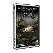 AQUAZONE ビジュアルエディション 水中庭園 ブラックバス Win