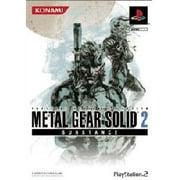 メタルギアソリッド2 サブスタンス(コナミ殿堂セレクション) [PS2ソフト]