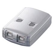 USS2-W2 [USB2.0切替器 パソコン2台-USB機器1台]
