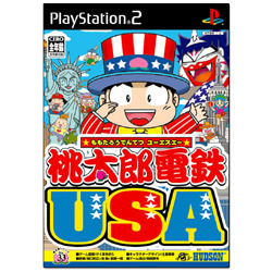 桃太郎電鉄USA  [PS2ソフト]