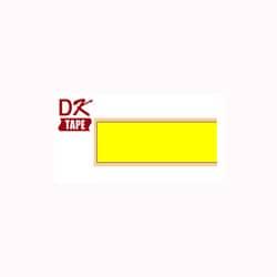 DK-2606 [QL-550/QL-650TD用 長尺フィルムテープ 黄色]
