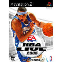 NBAライブ2005 [PS2ソフト]