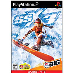 SSX 3 (EA BEST HITS) [PS2ソフト]