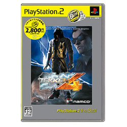 鉄拳4 PlayStation 2 the Best [PS2ソフト]