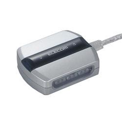 JC-PS202USV [USBtoPS/PS2ゲームパッドコンバータ2ポート]