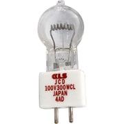 JCD 100V-300W CL [光学系ハロゲンランプ]