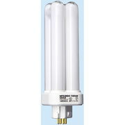 FDL18EX-L [コンパクト形蛍光ランプ BB・2 GX10q-3口金 3波長形電球色 18形]