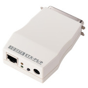 ETX-PS/P [有線プリントサーバー パラレル接続]