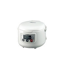 マイコン炊飯器(3合炊き) JAU-A550-WU(アーバンホワイト)炊きたてミニ