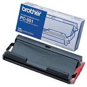 PC-551 [普通紙FAX用インクリボンカートリッジ (1個入) 42m]