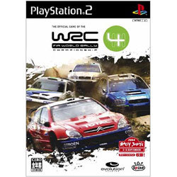 WRC4 [PS2ソフト]