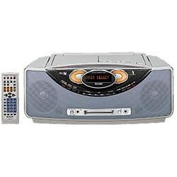 SD-FX200A (ブルー) [1ビットMD/CD/カセットシステム]
