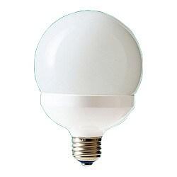 電球形蛍光灯 EFG15EN12 パルックボールスパイラル G形・E26タイプ(パルック色) 60W電球タイプ