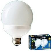 EFG15ED122T [電球形蛍光灯 E26口金 60W電球タイプ (昼光色) パルックボールスパイラル G15形 クール色 2個入]