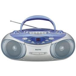 PH-PR82(L:ブルー) [CDラジオカセットレコーダー]