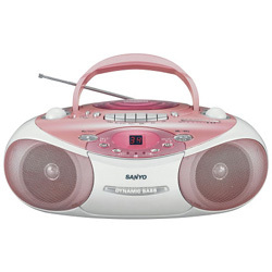 PH-PR82(P:ピンク) [CDラジオカセットレコーダー]