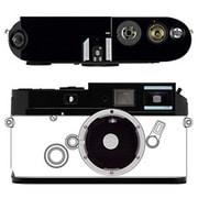 Leica a la carte(ライカ アラカルト) 色 ブラックペイント