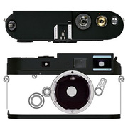 Leica a la carte(ライカ アラカルト) 色 ブラッククローム
