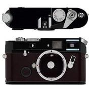 Leica a la carte(ライカ アラカルト) レザー外装 ボックスカーフ・ダークブラウン